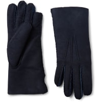 Paul Smith Shearling Gloves - Mitternachtsblau