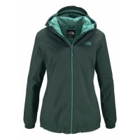 The North Face Funktionsjacke QUEST INSULATED grün
