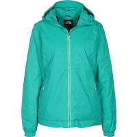 The North Face Quest Insulated W Winterjacken veste turquoise turquoise