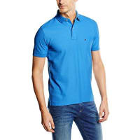 Tommy Hilfiger Herren Poloshirt 50/2 Performance Polo S/s Rf