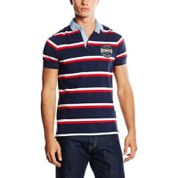 Tommy Hilfiger Herren Poloshirt Bay Stp Polo S/s Sf