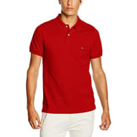 Tommy Hilfiger Herren Poloshirt Slim Fit Polo S/s Sf