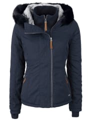 Bench Kidder IV Girl-Winter-Jacke navy