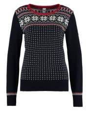 Dale of Norway GARMISCH Jumper navy/off white/raspberry