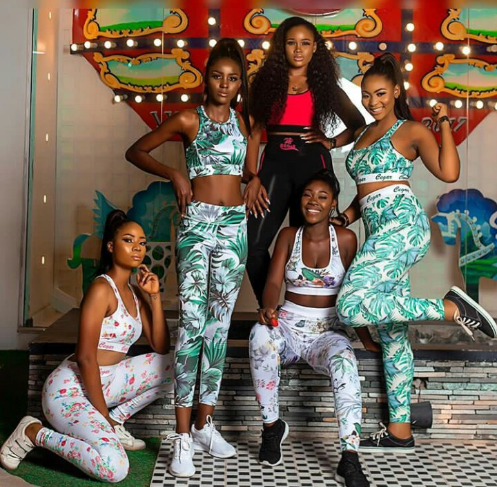 Cee-C Joins The List Of Celebrities That Owns A Clothing Brand