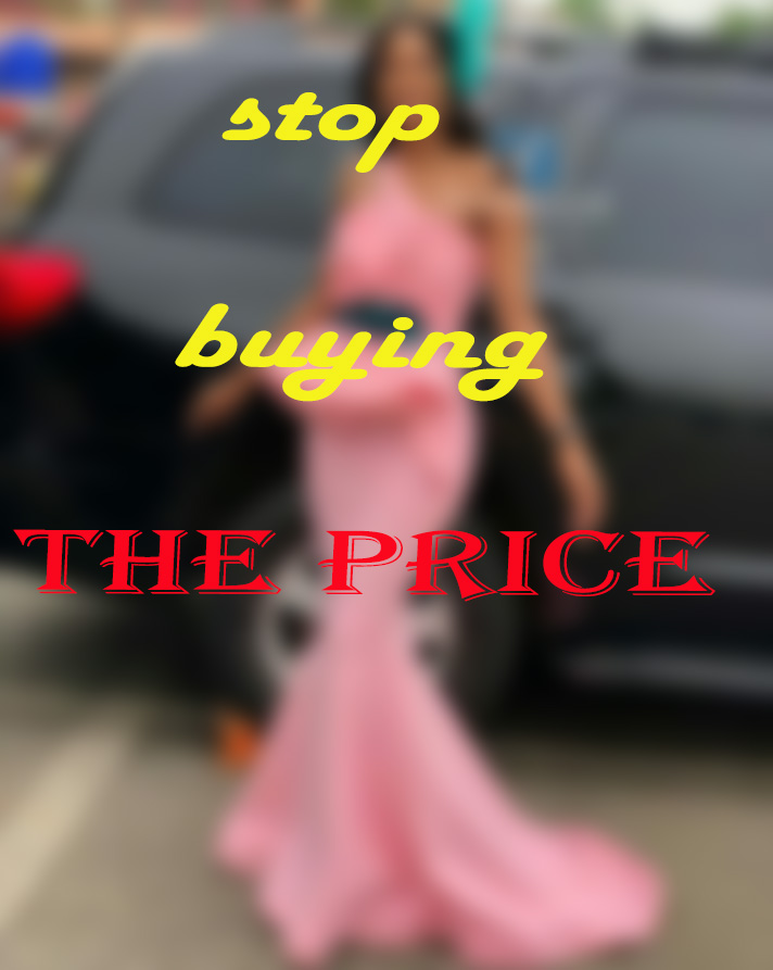 Stop Buying The Price