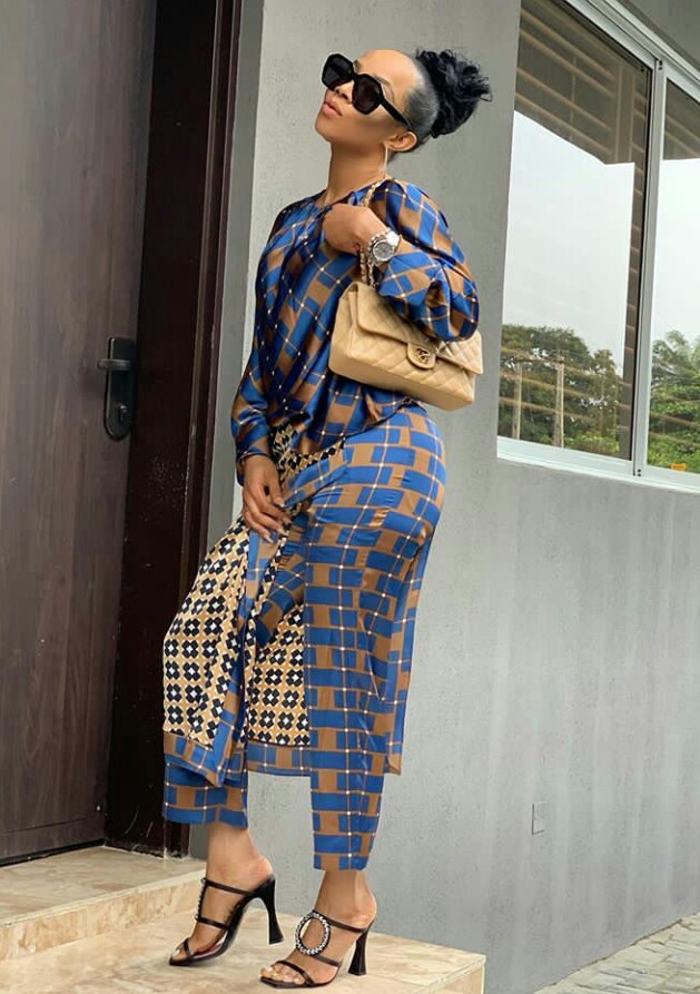 Style Inspo From Toke Makinwa