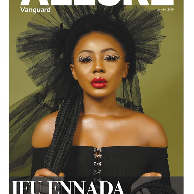Ifu Ennada Covers The Vanguard Allure