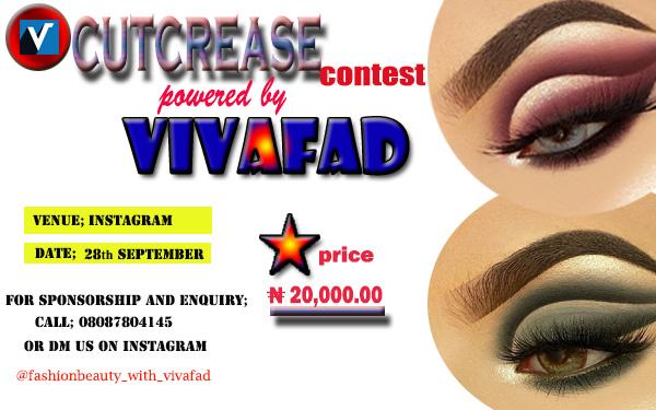 Cutcrease Contest Powered By VIVAFAD