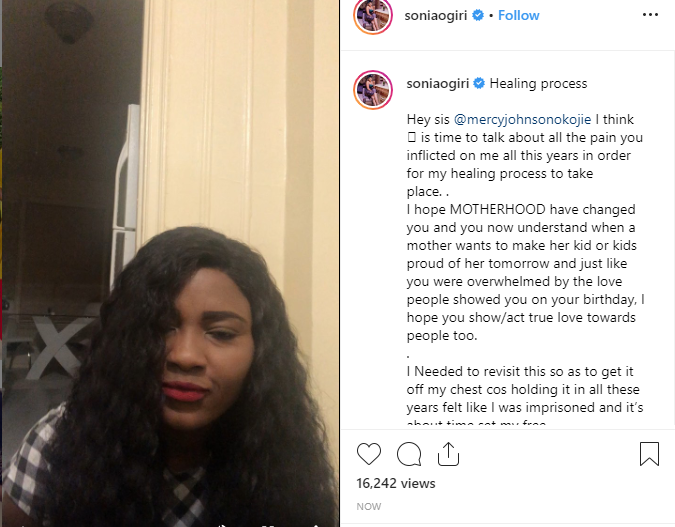 She Fought Me Spiritually And Physically- Angela Okorie Joins Sonia Ogiri In Sharing Their Bitter Experience With Mercy Johnson