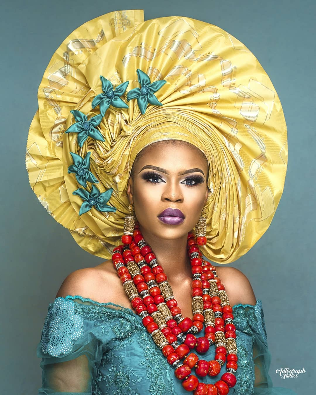 Super Amazing Gele Styles That Makes You Steal The Show At Any Event