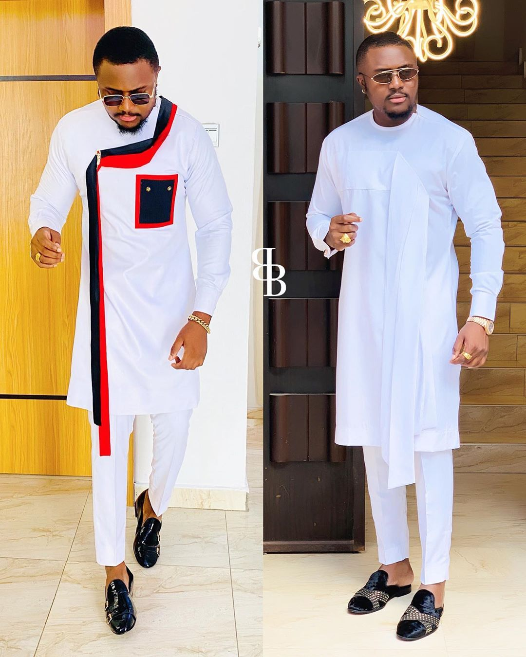 Men's Corner: Wardrobe Worthy Styles For Real Men.