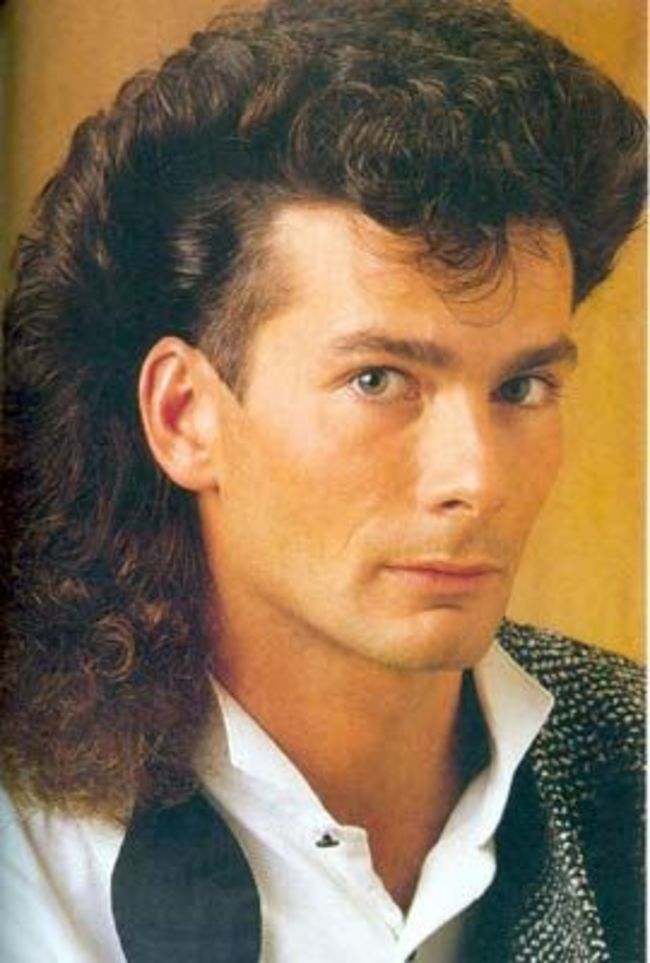 Popular Mens Hairstyles 80s : Really awful but funny s haircuts joyenergizer