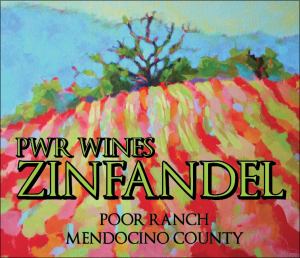 2014 Zinfandel Poor Ranch Mendocino County