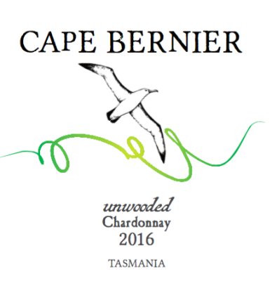 Cape Bernier unwooded Chardonnay 2016
