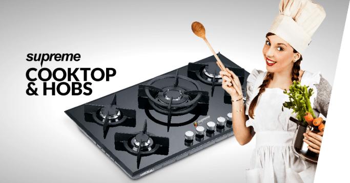 Kitchen Cooktop & Hobs