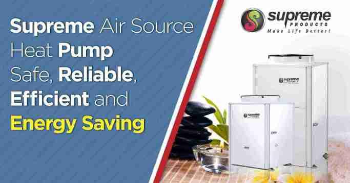 Supreme Airsource  Heat Pumps