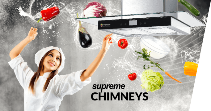 Supreme Electric Chimneys