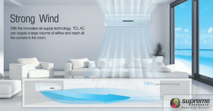 Tcl Air Conditioners Supreme Products Bengaluru