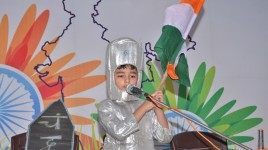 PRIMARY FANCY DRESS COMPETITION 2015-16
