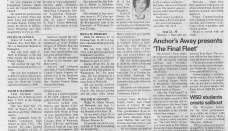 Newspaper Obituary Examples