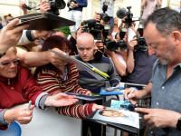Na karlovarský festival přijel francouzský herec Jean Reno