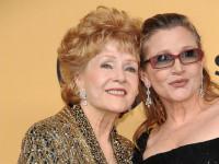 Zemřela americká herečka, zpěvačka a tanečnice Debbie Reynolds