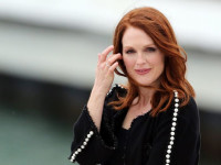 Hvězdou letošního karlovarského festivalu bude herečka Julianne Moore