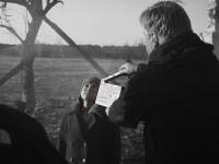 Václav Marhoul dokončil první fázi natáčení filmu Nabarvené ptáče