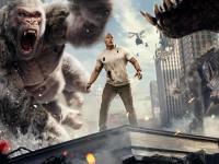 RECENZE: Rampage: Ničitelé – Akční popcornovka 70%