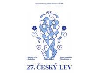 Galavečer Českého lva v modrobílém stylu proběhne 7. března 2020