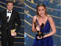Zlaté Oscarové sošky rozdány, Leonardo se konečně dočkal