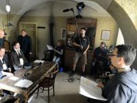 Začíná se točit nový český film Zloději zelených koní