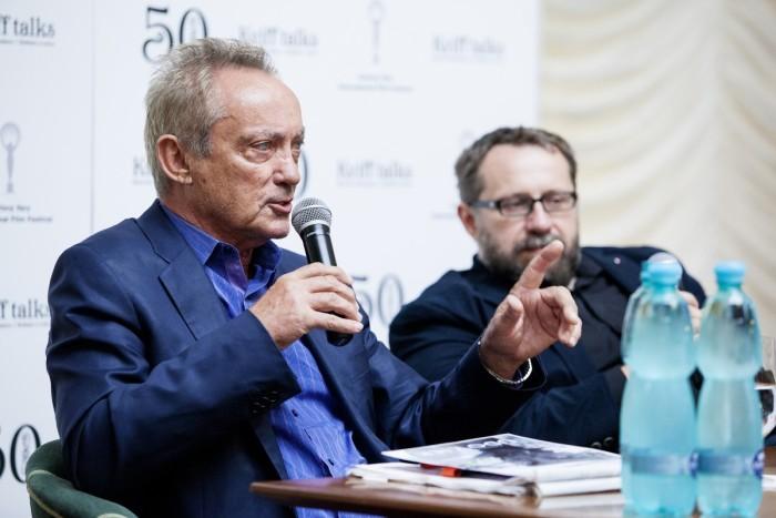 Německý herec Udo Kier plný historek