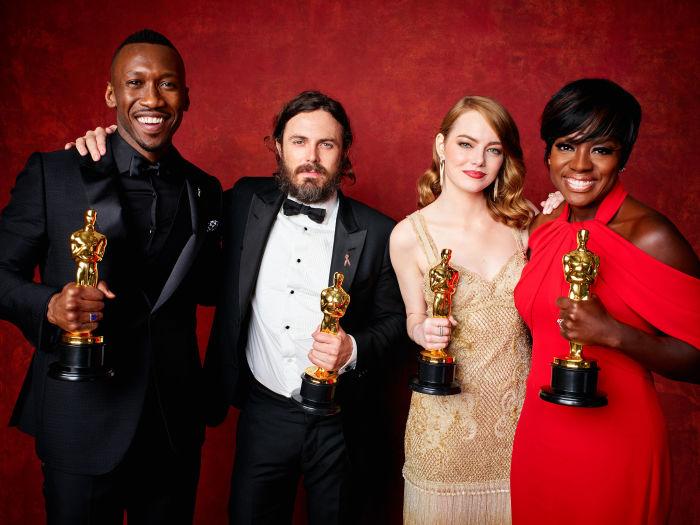 Oscara za nejlepší film získal Moonlight
