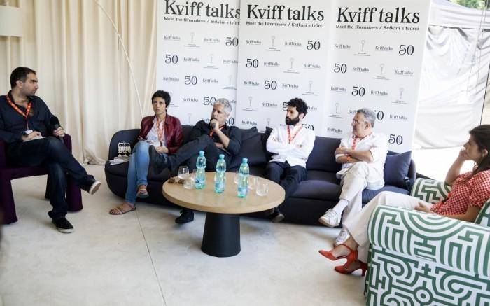 KVIFF Talk představil moderní libanonskou kinematografii