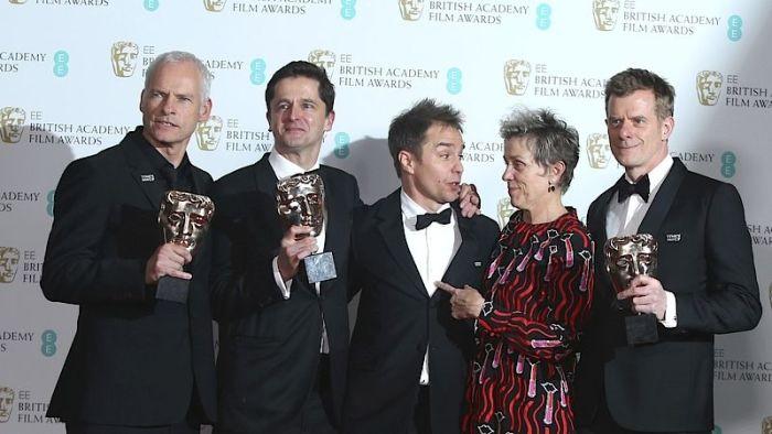 Ceny BAFTA znají vítěze