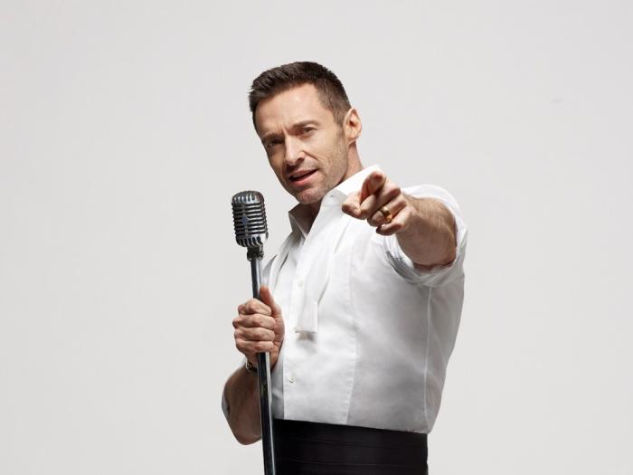 Hugh Jackman si plní svůj celoživotní sen a vstupuje na prkna, co znamenají svět!