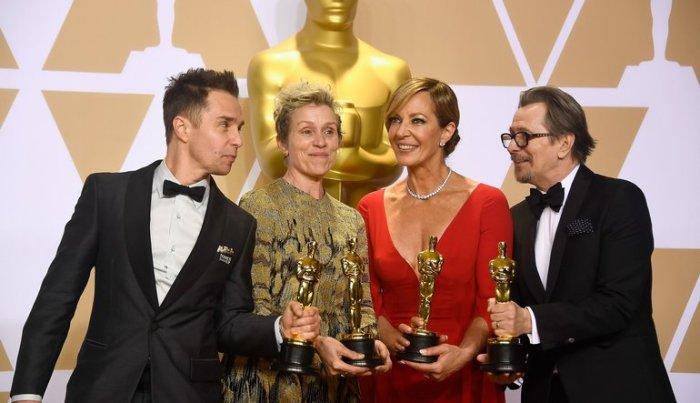 OSCARS: Nejlepším filmem je Tvář vody