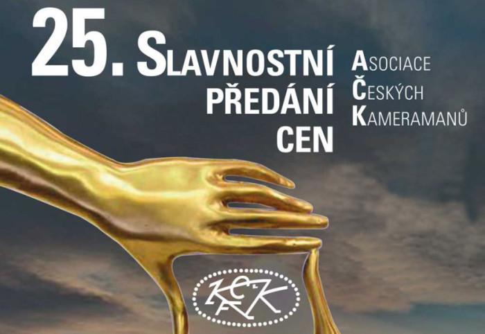 Asociace českých kameramanů udělila své letošní ceny