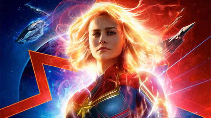 Filmová novinka Captain Marvel představuje nový trailer
