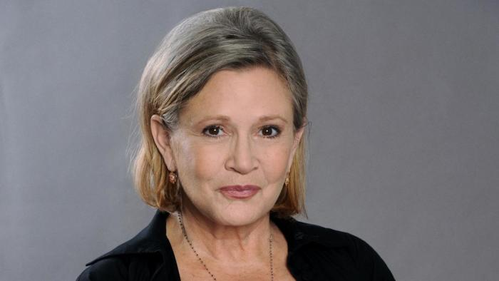 Odešla ikona Star Wars, herečka Carrie Fisher