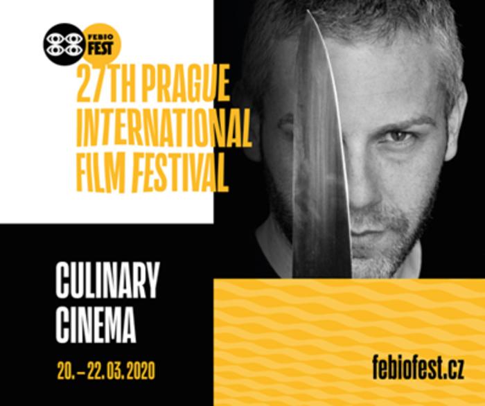 Culinary Cinema opět na Febiofestu! Tentokrát vaří Kalina, Jeřábková a Koráb