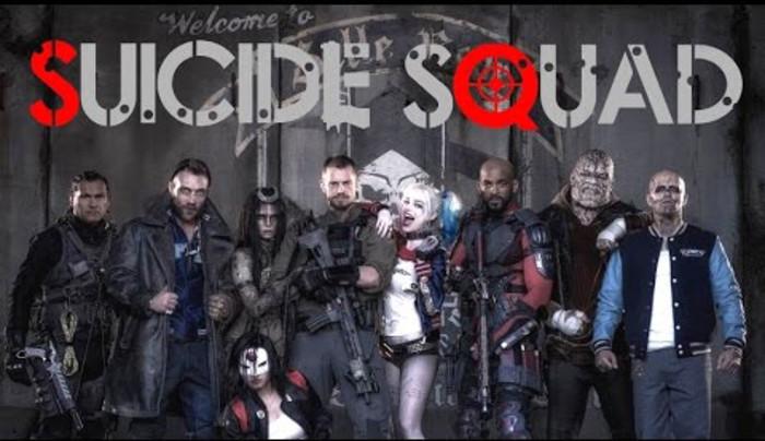 Video: Sebevražedný oddíl (Suicide Squad) první ukázka z Comic Conu