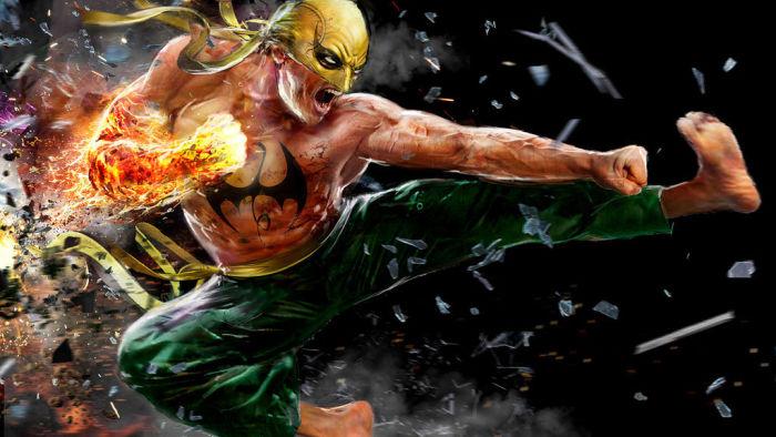 Netflix obsadil dalšího člena Defenders – Iron Fista!