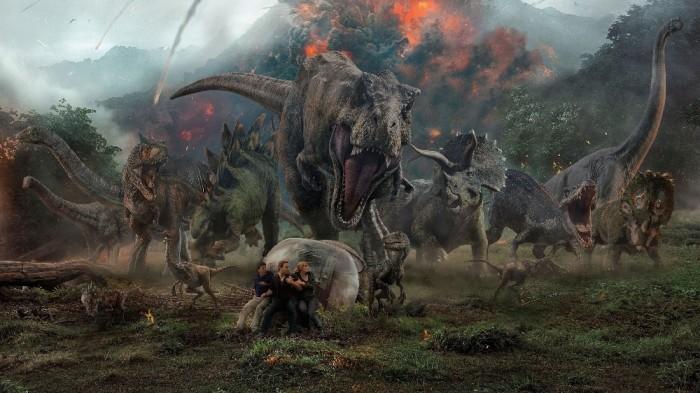 RECENZE: Jurský svět: Zánik říše – Krásný vizuál, slabý scénář  - 65%