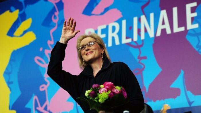 Předsedkyní poroty na 66. ročníku Berlinale bude herečka Meryl Streep