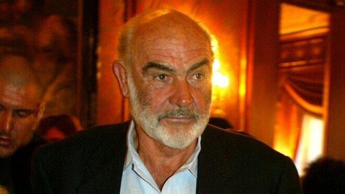 Zemřel Sean Connery