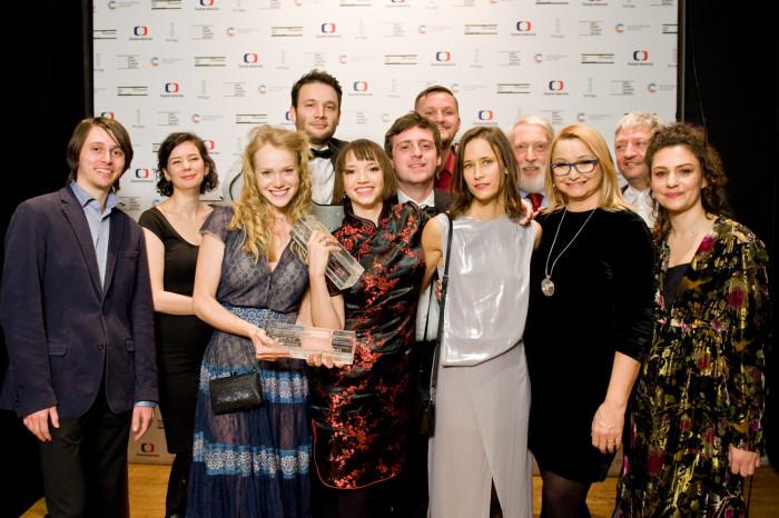 Ceny české filmové kritiky vyhrál film Špína