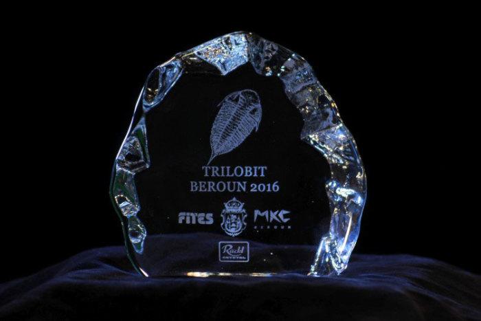 Ceny TRILOBIT BEROUN 2016 rozdaly letošní trofeje